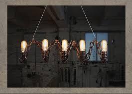 cuisines industrielles loft décor cuisines industrielles lustre pour cuisine vintage le