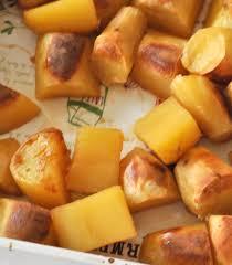 cuisiner sans graisse pommes de terre rôties sans matière grasse recettes de cuisine