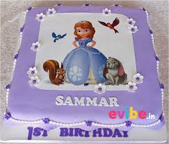 sofia the birthday cake hyderabad birthday planners best girl theme cakes for birthday