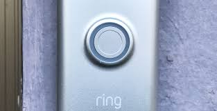 review ring smart doorbell