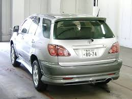 lexus harrier price in bangladesh used toyota harrier for sale at pokal u2013 japanese used car exporter