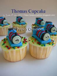 the 25 best thomas cupcakes ideas on pinterest train birthday