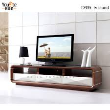 Living Room Tv Table Walnut Wood Glass Tv Table Stand Plasma Tv Glass Table View Tv