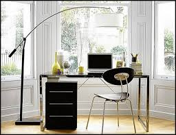 excellent ideas office floor lamps lamp home with mirrored desk