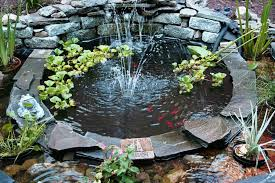 Diy Small Backyard by Small Backyard Fish Pond Ideas Diy Garden Fish Ponds Small