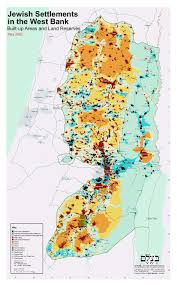Map Of Israel Maps 1967 To Present Palestine Portal
