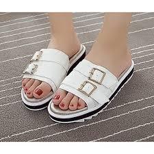 Silver Comfort Sandals Women U0027s Shoes Nz Synthetic Flat Heel Comfort Sandals Outdoor Black