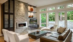 Contemporary Interior Design by Beautifully Crafted Contemporary Custom Home In British Columbia