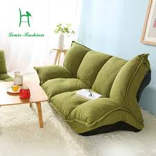 petit canape lit bois et paresseux canapé lit japonais tatami canapé simple chambre