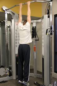 Exercise Upside Down Chair Decompressing Your Spine By Hanging On A Pull Up Bar Cass Fitness