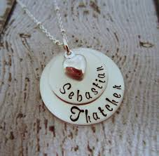 Mothers Necklace With Children S Names Childrens Name Necklace Mom Necklace Mom Necklace With Kids