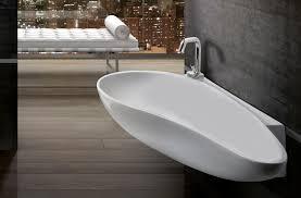 Wall Hung Sink Accent Ceramic Wall Hung Basin