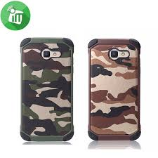 camouflage shockproof armor back cover for samsung galaxy j5