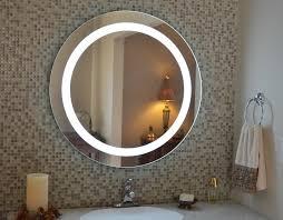round makeup mirror with lights lighted round vanity mirror mirror designs