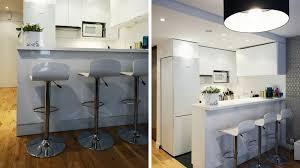cuisine appartement avant après une cuisine conviviale pour petit appartement