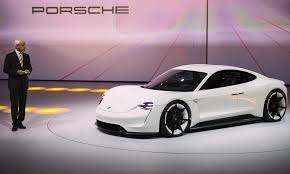 new porsche electric porsche s new mission e electric car better than a tesla fortune