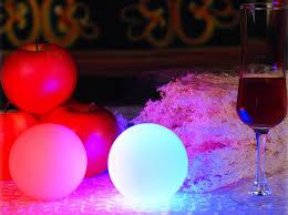 silicon led colour change light ball rgb mr resistor lighting