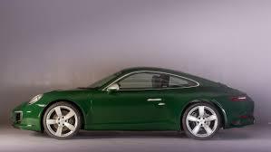 porsche targa green irish green porsche 911 carrera s 1 million 911 looks amazing