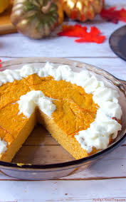 Crustless Pumpkin Pie by Protein Pumpkin Pie Holly U0027s Cheat Day