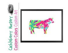 Show Steer Barns Show Steer Heifer Cookie Cutter Cookie Cutters