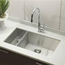 30 Kitchen Sinks by Kitchen Sinks Contempo Stainless Steel Zero Radius 70 30 Double