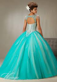 crystal sleeves quinceanera dress style 89065 morilee