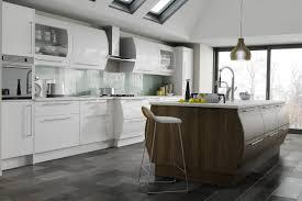 Contemporary White Kitchen Cabinets Kitchen Shiny White Kitchen Cabinets Home Shiny White Kitchen