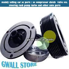 nissan frontier ac compressor brand new csv717 ac compressor clutch for car bmw x5 ac clutch 12v