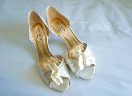 wedding shoes kate spade the bridal shoe kate spade wedding shoes on display