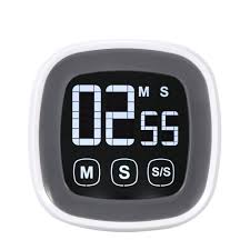 kitchen timer free shipping touch screen kitchen timer magnetic timer lcd