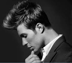 50s 60spompadour haircut marlo does hair a man s hair style and product for any situation