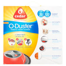Laminate Floor Duster O Cedar O Duster Robotic Floor Cleaner Walmart Com