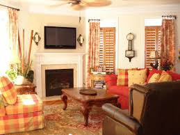 Country Style Curtains For Living Room Country Living Room For Small Living Room Design Living Room