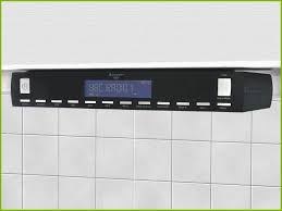 under cabinet kitchen radios 18 best of under kitchen cabinet radio black gallery kitchen