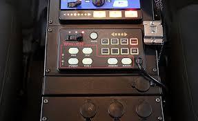 whelen siren light controller whelen 295sda1 dual tone siren with full function control head from