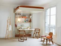 comment cr馥r une chambre dans un salon studio nos 30 idées de rangements bien pensés décoration