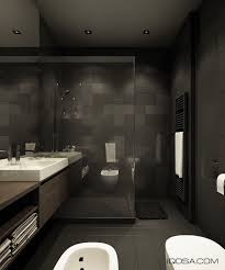 dark bathroom ideas luxury bathroom decorating ideas with beautiful a backsplash