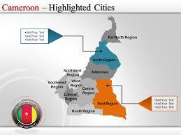 map of cameroon maps of cameroon cameroon maps cameroon map location