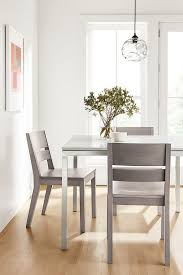 contemporary furniture dining room sets wood tables modern canada