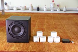 wireless surround sound home theater systems onemicro 5 1 wireless surround sound system gadget flow