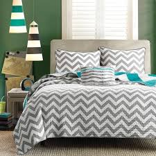 Black And White Chevron Bedding Teal And Black Comforter Sets Striped Bed Decor Bedding Teal