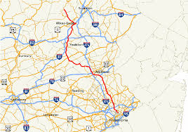 Paper Towns On Maps Pennsylvania Route 309 Wikipedia