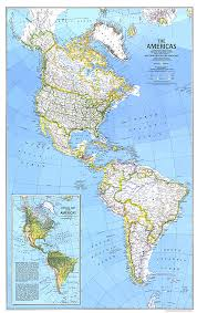 the americas map the americas map