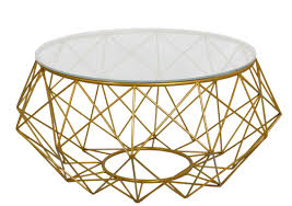 Wire Coffee Table Fashion N You Wire Coffee Table Reviews Wayfair