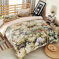 Giraffe Bedding Set Giraffe Print Bedding Sets Laciudaddeportiva