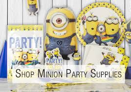 banana minions free printables party delights blog