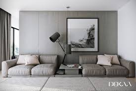Dark Grey Accent Wall by Don U0027t Be Afraid Of The Dark 4 Lovely Homes With Strong Grey Accents