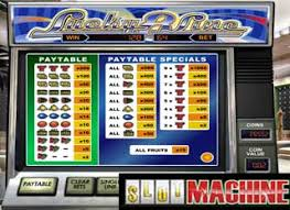 8 line slot machine casino host bonus program