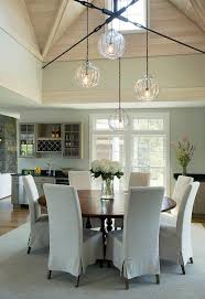 Aluminum Dining Room Chairs Benjamin Moore Brushed Aluminum Dining Room Contemporary With