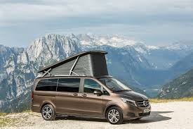 mercedes benz vans at ces in las vegas for the first time